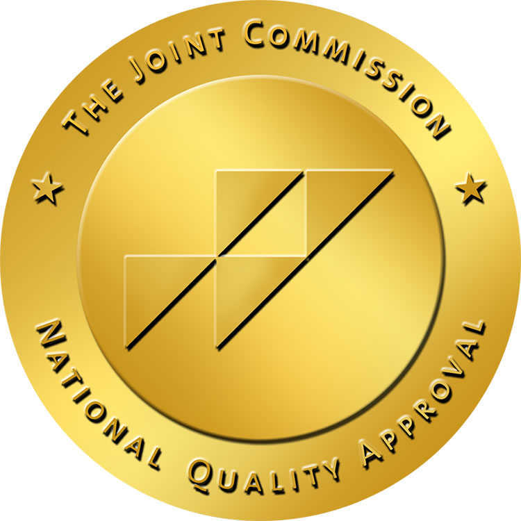 The Joint Commission Gold Seal Logo