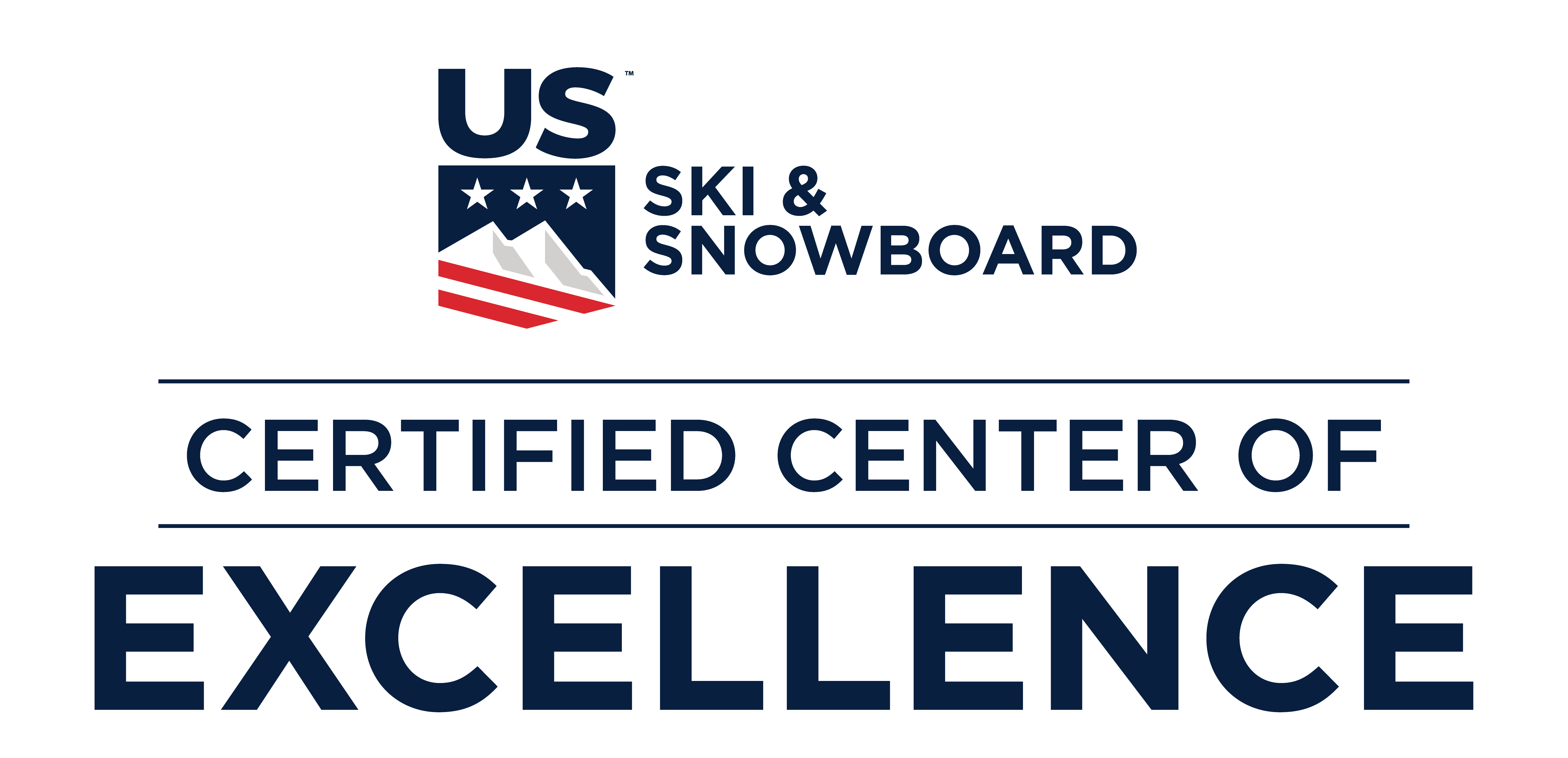 US Ski and Snowboard Certified Center of Excellence